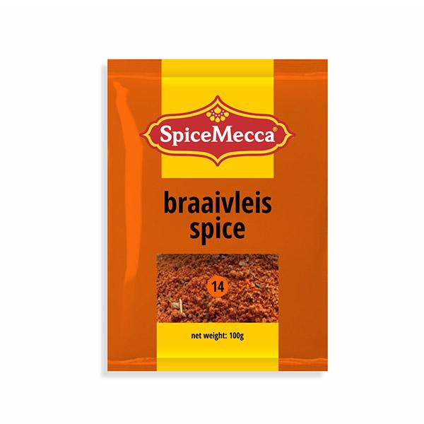 Braaivleis Spice