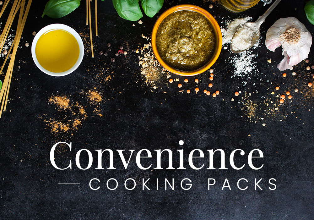 Convenience Cooking Packs