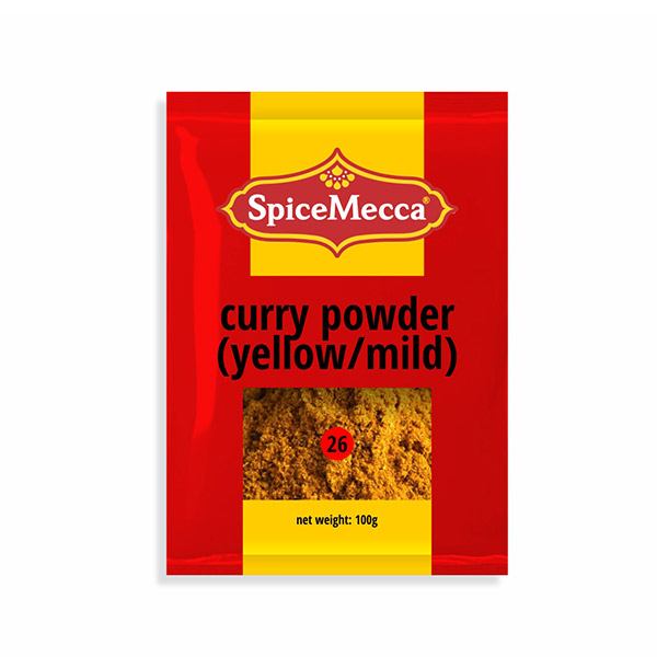 Curry Powder (Yellow-Mild)