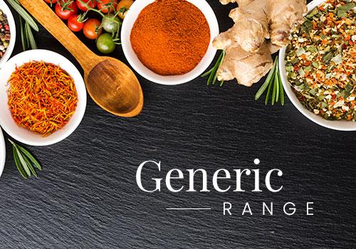Generic Range