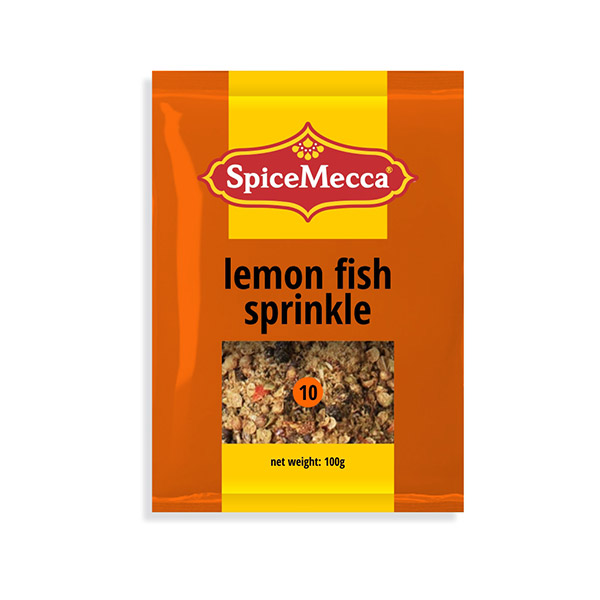 Lemon Fish Sprinkle