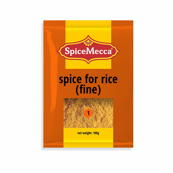 Spice for Life Fine