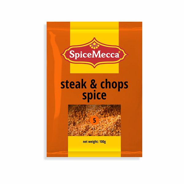 Steak and Chops Spice